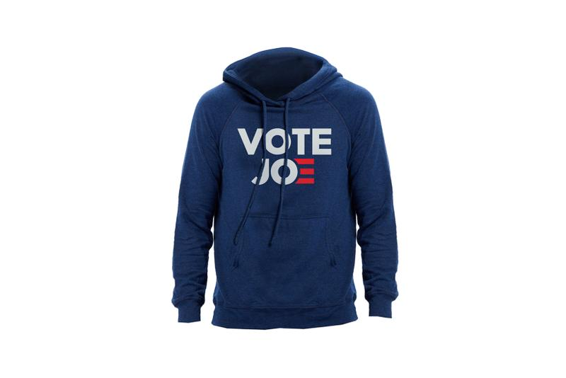 Joe Biden Campaign Merchandise Believe in Better Collection Victory Fund Thakoon Scarf Victor Glemaud Hat