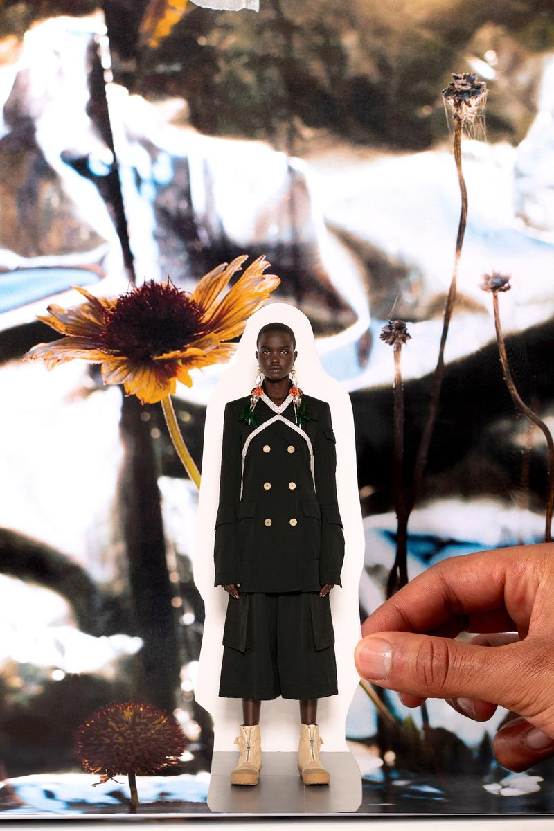 JW Anderson Spring/Summer 2021 Presentation Collection Show in a Box Deconstructed Scrapbook