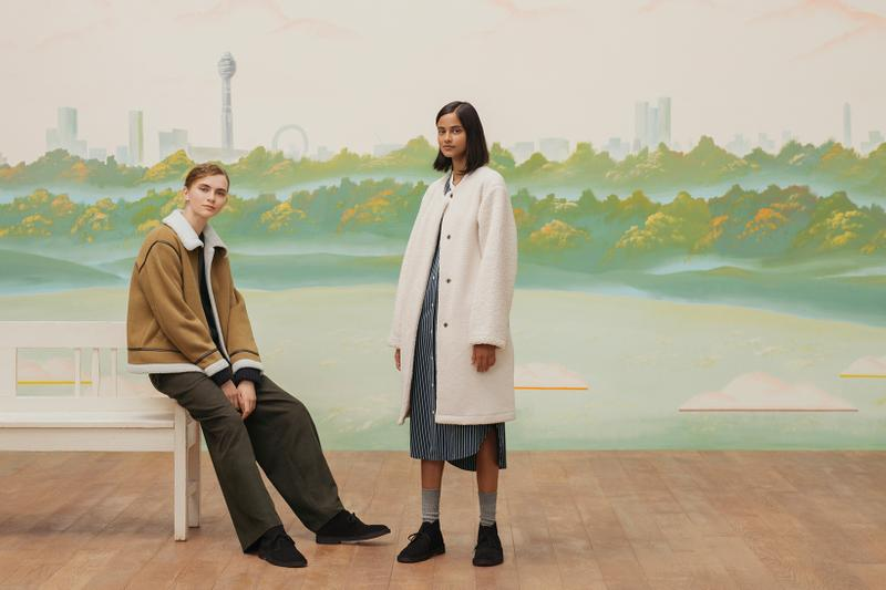 JW Anderson x UNIQLO Fall/Winter 2020 Collection Lookbook Jacket Coat Pants