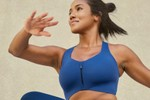 Picture of Sustainable Underwear Label Knix Launches Supportive Zip-up Sports Bra