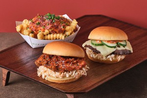 Picture of Shake Shack Adds Korean Flavors to Burgers and Fries With Gochujang Set