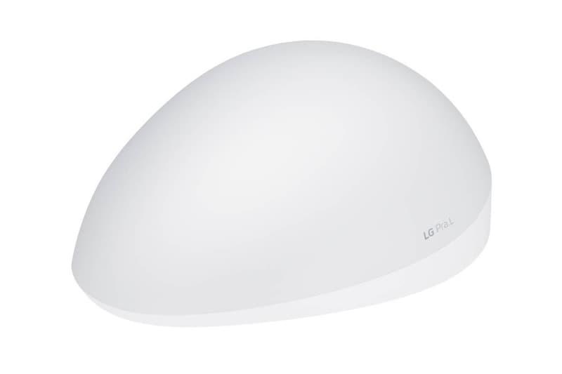 LG Electronics Hair Growth Helmet Pra.L MediHair Loss Male Pattern Baldness