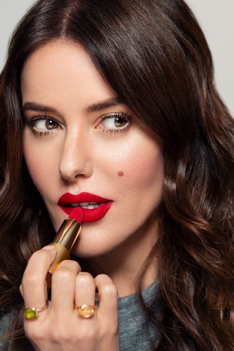 lisa eldridge holiday lip gloss lipstick collection makeup beauty