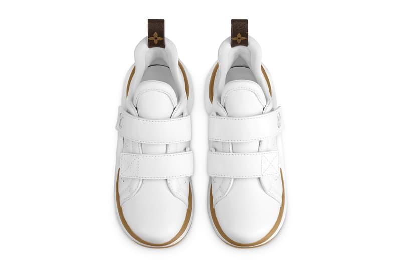 Louis Vuitton Archlight Velcro Straps Design Sneaker Shoe Silhouette