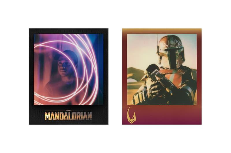polaroid now mandalorian baby yoda star wars lucasfilm cameras collaboration release price