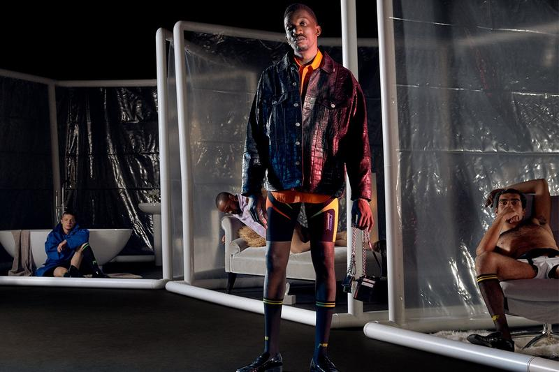 Martine Rose Spring/Summer 2021 Lookbook Collection Sex Football Banker Gay Culture Rave