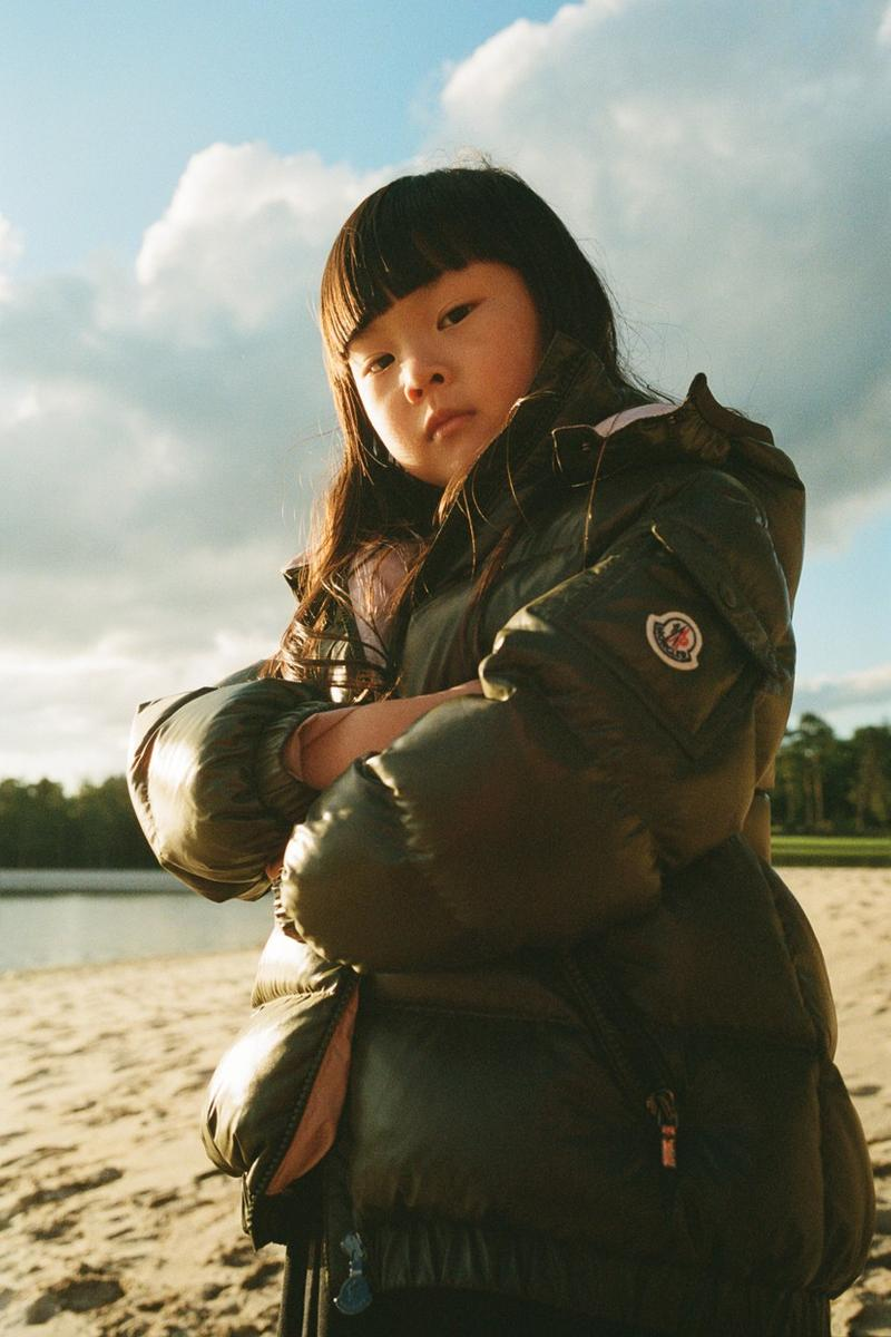 Moncler Generation Mytheresa Exclusive Capsule Family Outerwear Kids Children Dog Menswear Womenswear Editorial Campaign