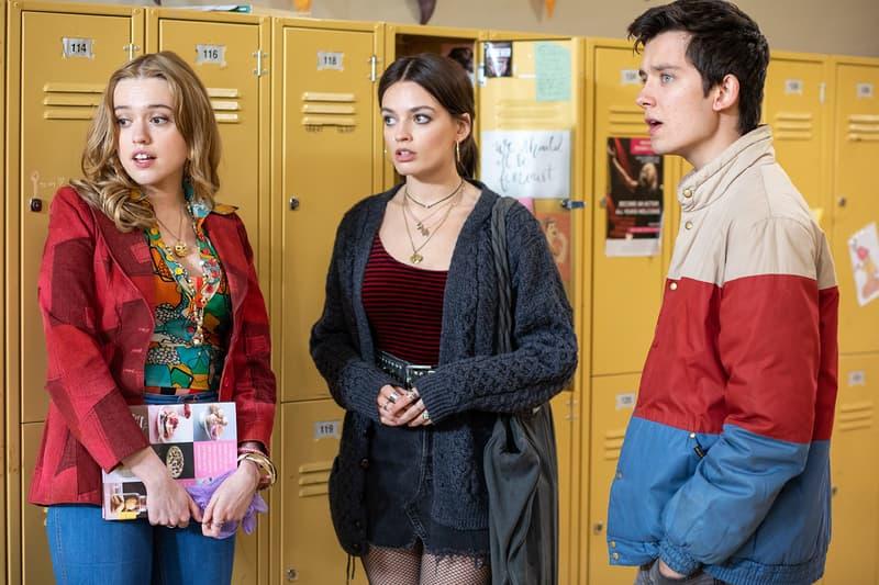 netflix sex education season 3 new cast emma mackey asa butterfield aimee lou wood