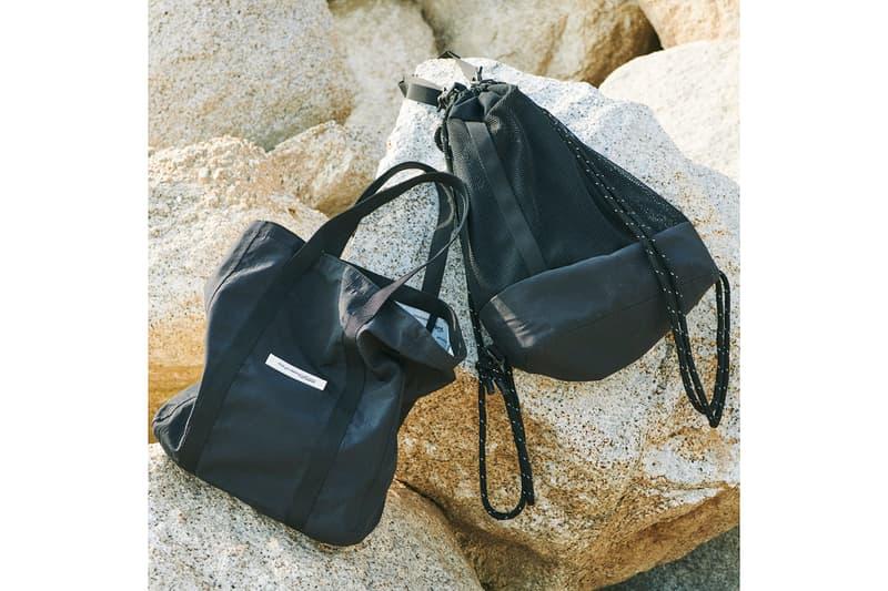 New Balance Tokyo Design Studio Bags Tote Backpack Black