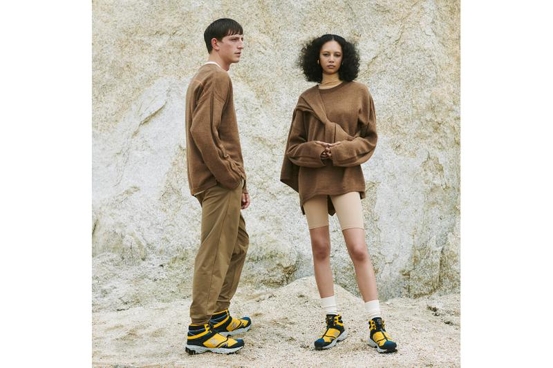 New Balance Tokyo Design Studio Sweater Brown