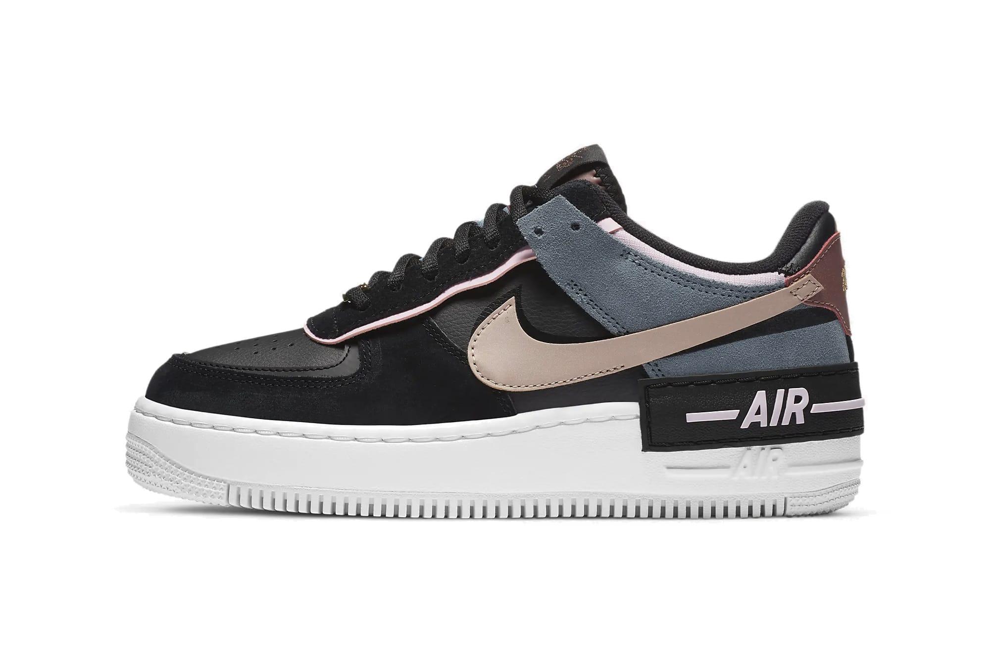 Nike Air Force 1 Shadow Sneaker Bronze