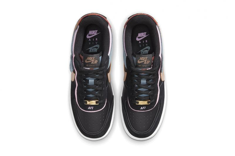 Nike Air Force 1 Shadow Sneaker Bronze Red Hypebae The model, which is a women's exclusive, sets an example for. nike air force 1 shadow sneaker bronze