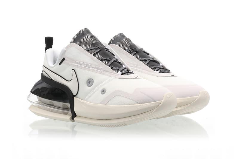 nike air max up womens sneakers cream white black colorway shoes footwear sneakerhead