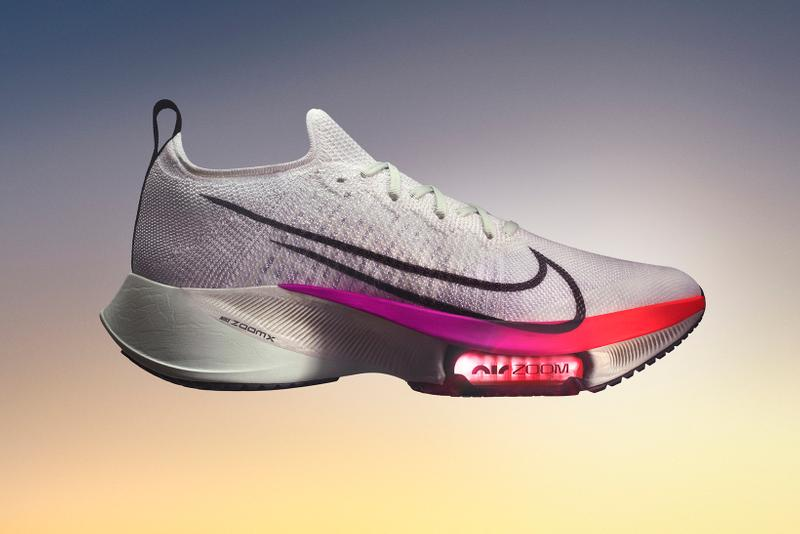Nike Air Zoom Tempo NEXT% Running Shoe Sneaker