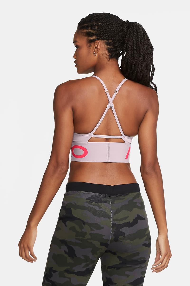 nike sportswear womens indy sports bra pro shorts pink activewear
