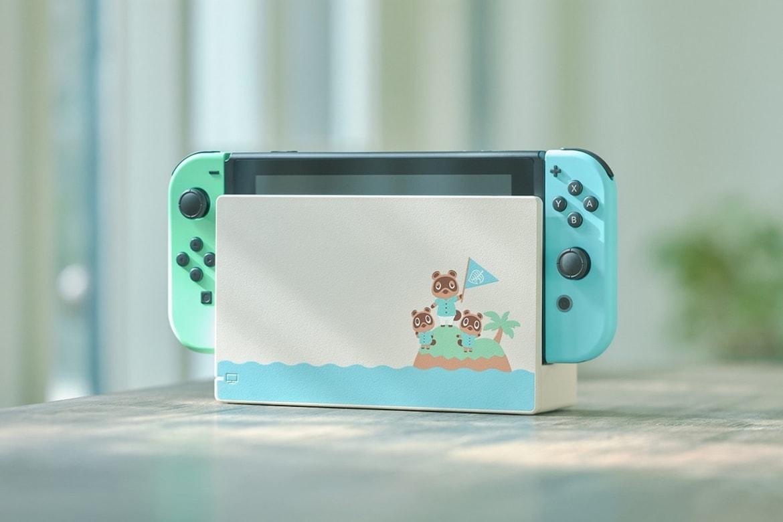 animal crossing switch console restock