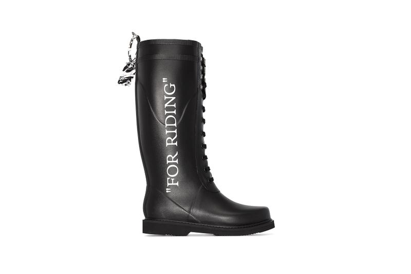 Black For Riding Wellington Boots