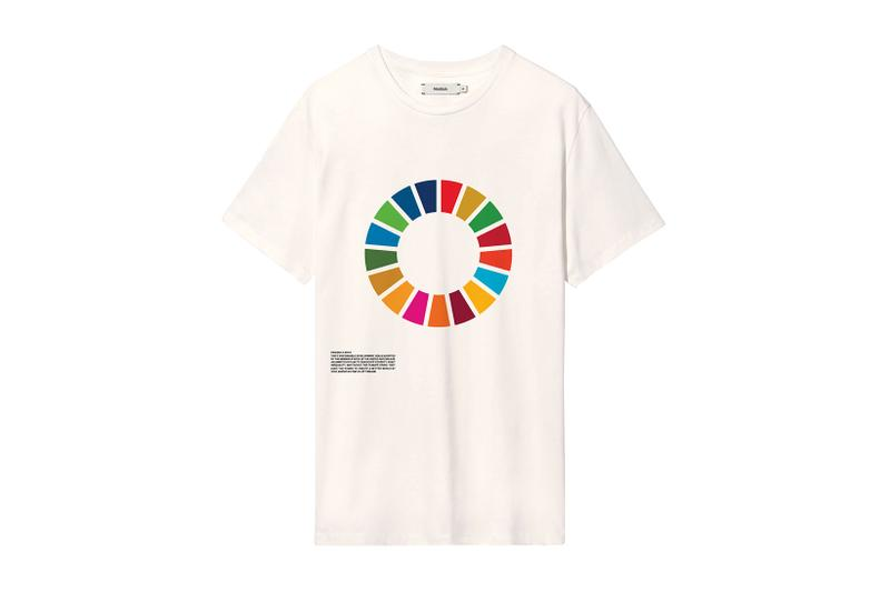 pangaia united nations sustainable development goals un sdgs global hoodies t-shirts collaboration capsule