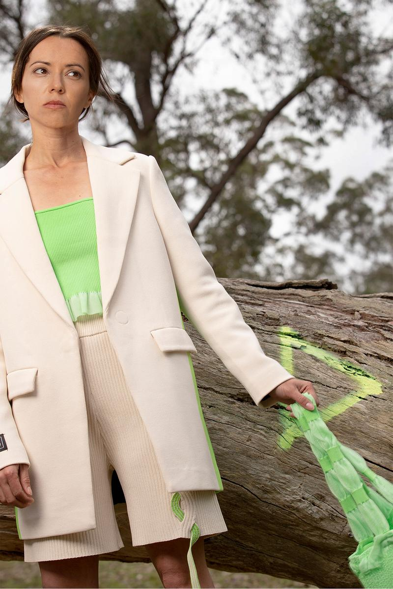 ph5 spring summer 2021 campaign rebirth australia bushfires aboriginal women firesticks alliance wei lin zoe champion