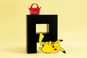 Picture of Pokémon x Longchamp Team Up on Pikachu-Printed Bags