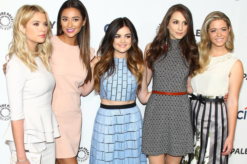 pretty little liars reboot remake warner bros lucy hale shay mitchell ashley benson troian bellisario sasha pieterse