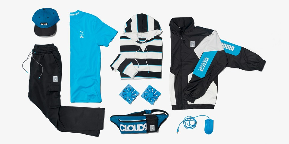 PUMA and Cloud9 Unite for Style-Focused Apparel Collection