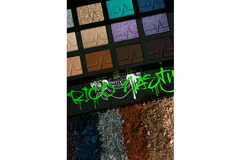 Rico Nasty x IL MAKIAGE Collection Eyeshadow Palette Lowfi