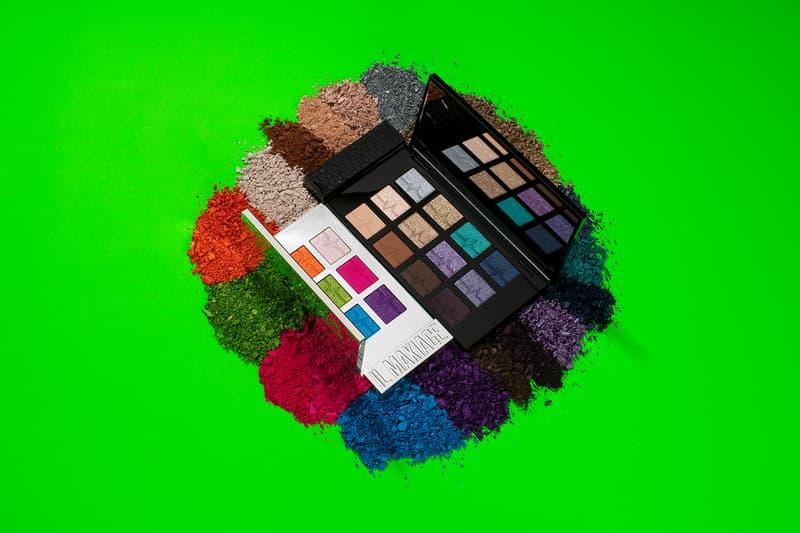 Rico Nasty x IL MAKIAGE Collection Eyeshadow Palette Neon Rage Lowfi