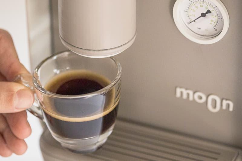 moon coffee maker machine minimalist roee ben yehuda espresso home design appliances