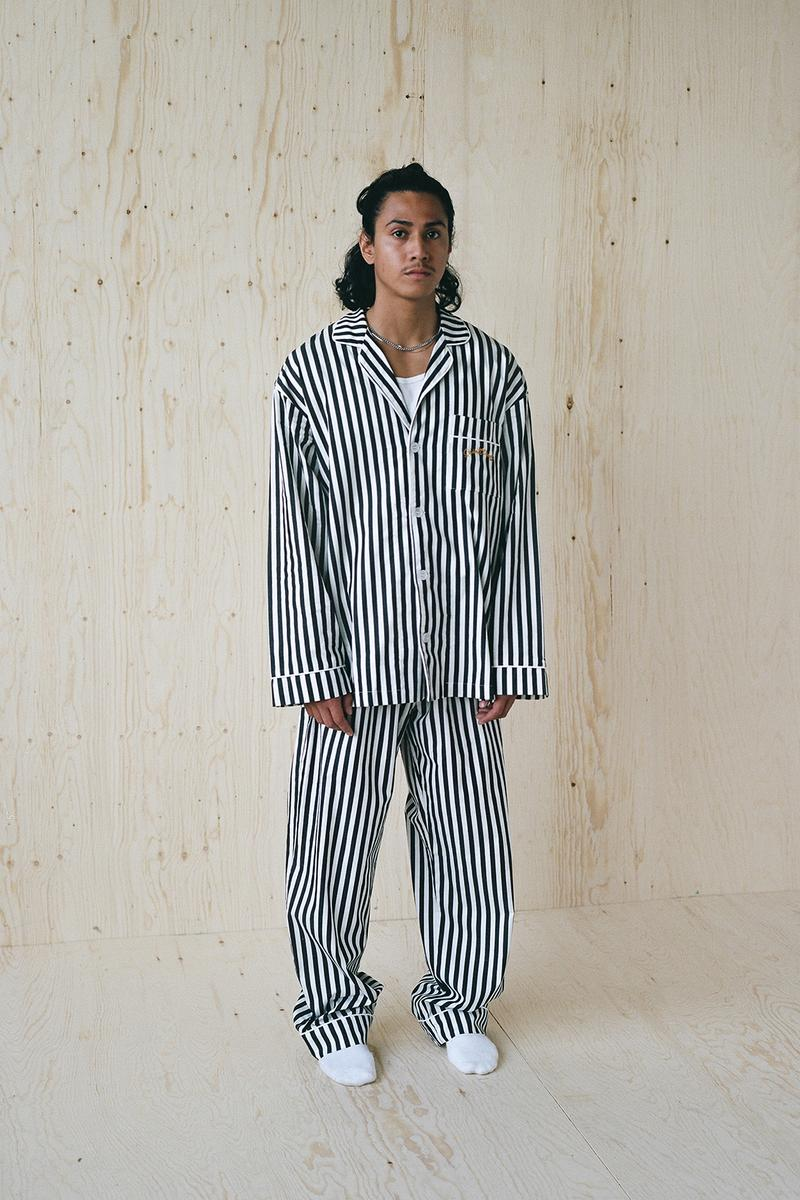 saintwoods ready to wear rtw helmut lang collaboration home lifestyle montreal