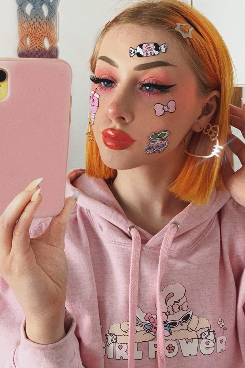 sanrio europe hello kitty esther kim collaboration hoodies bags