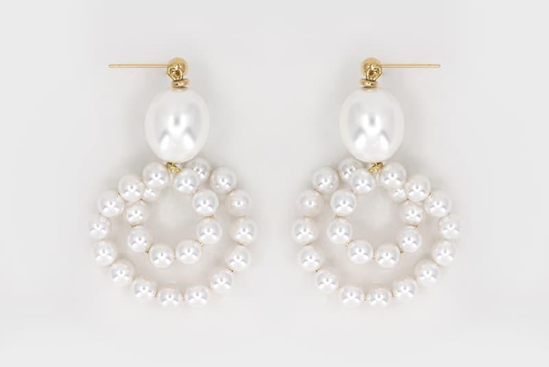 scho studio minju kim spring summer 2021 collection jewelry necklaces earrings custom seoul south korea
