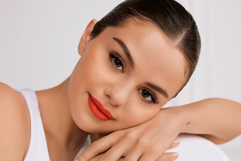 Selena Gomez beauty brand