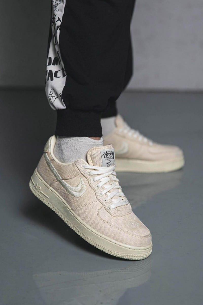 Stussy x Nike Air Force 1 \