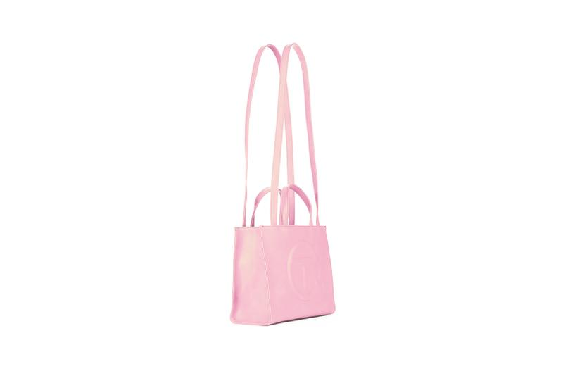 telfar bag bubblegum pink restock small medium large
