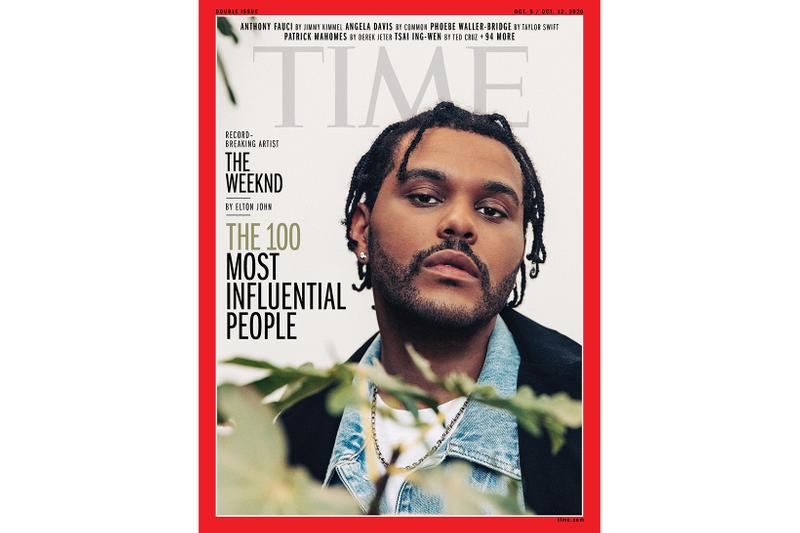 time magazine time100 most influential people in the world megan thee stallion the weeknd