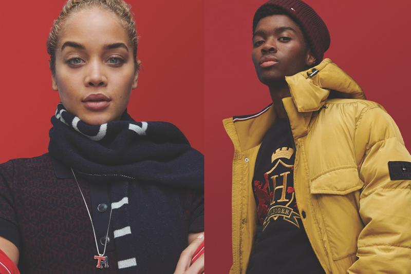 tommy hilfiger fall global campaign moving forward together halima aden dilone