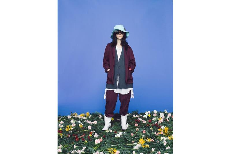 undercover spring summer 2021 womenswear the sixth sense lookbook sanrio collaboration jun takahashi