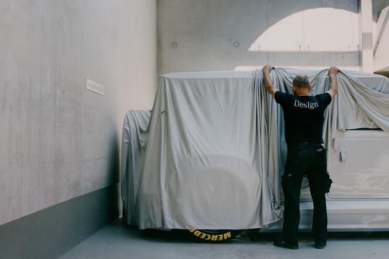 Virgil Abloh Mercedes-Benz Project Geländewagen Car Collaboration