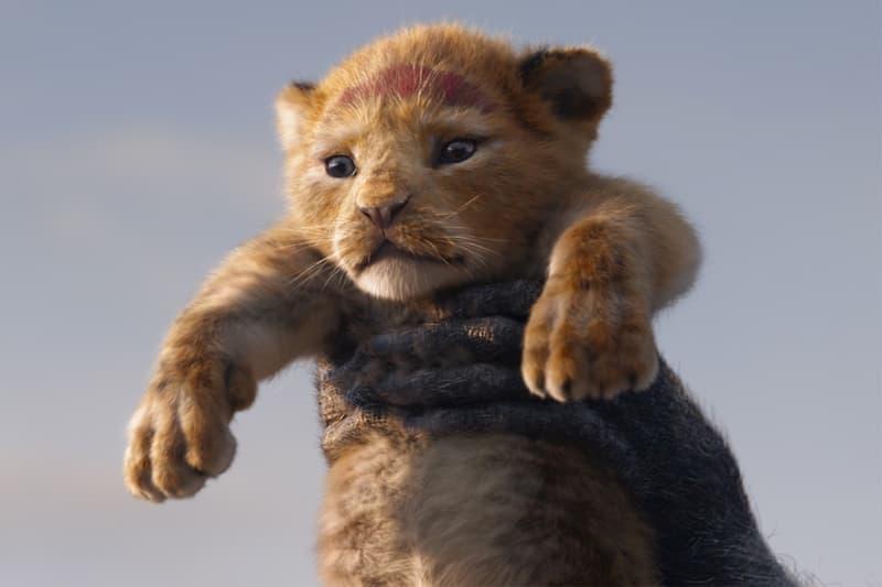 walt disney studios the lion king live action sequel simba