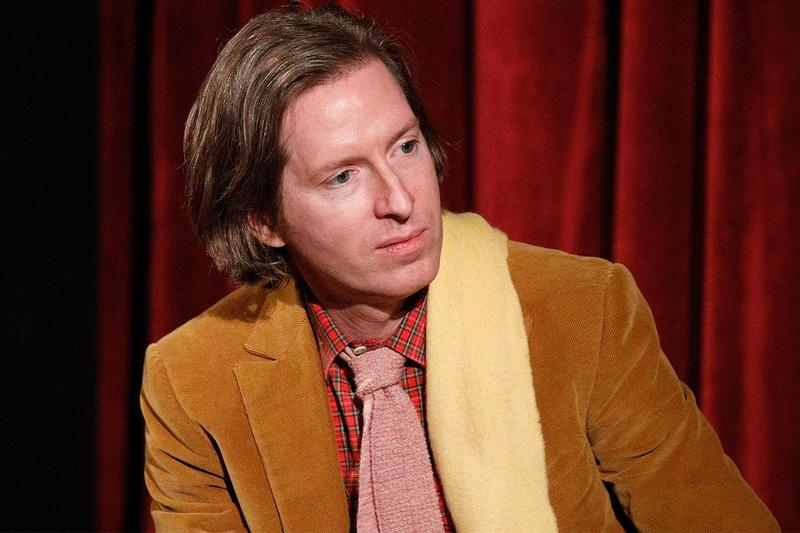 wes anderson shooting new film movies 2021 television director release info