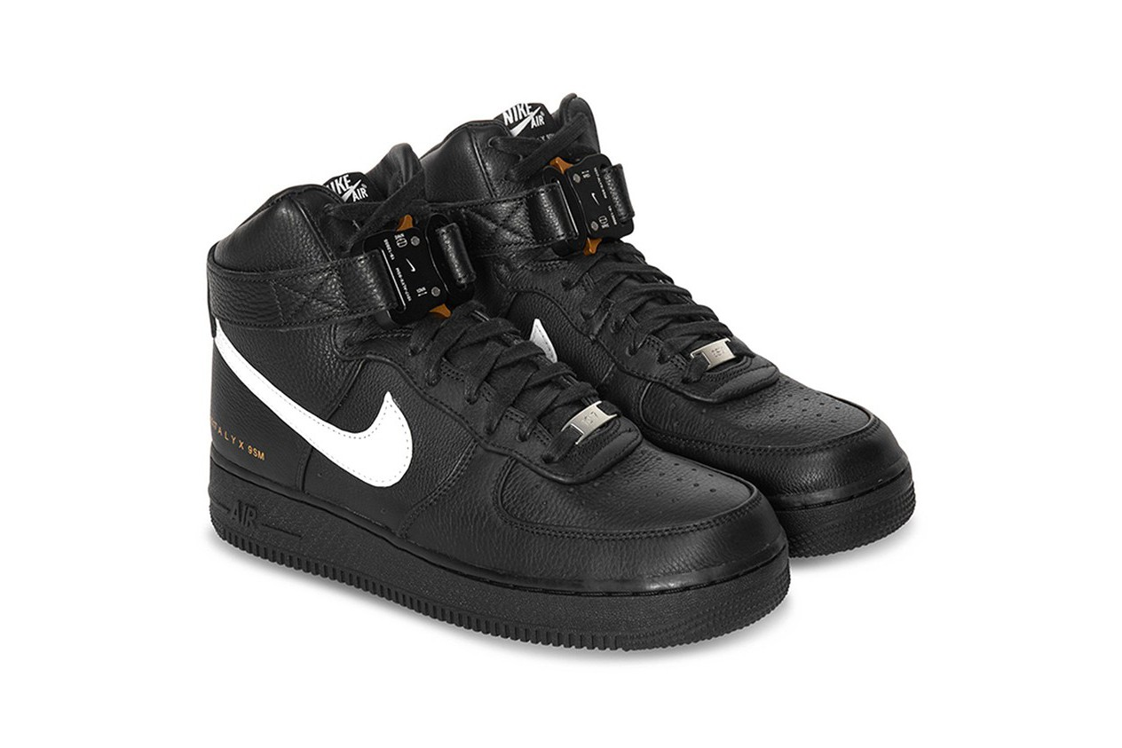 THE 1017 ALYX 9SM X NIKE AIR FORCE 1