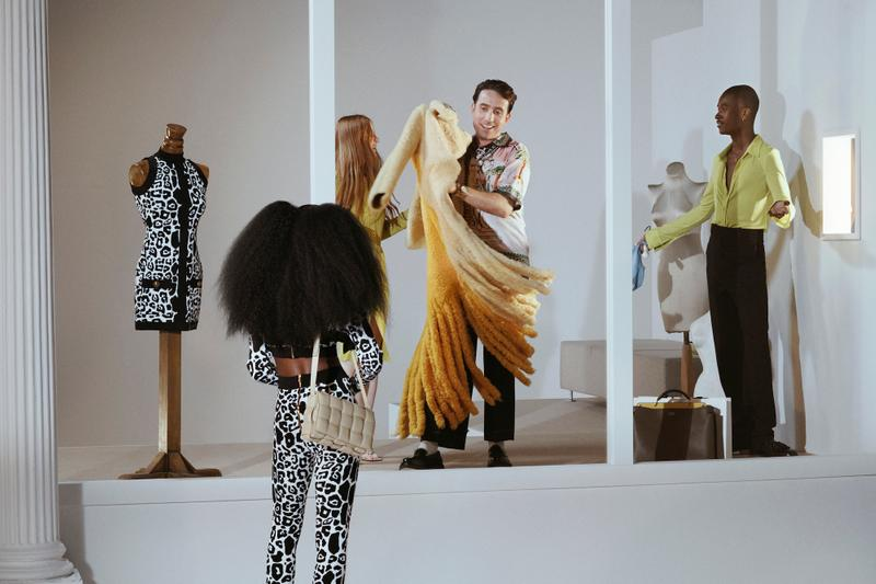 Browns Fashion 50 Year Anniversary Capsule Collection Celebration Brands Editorial