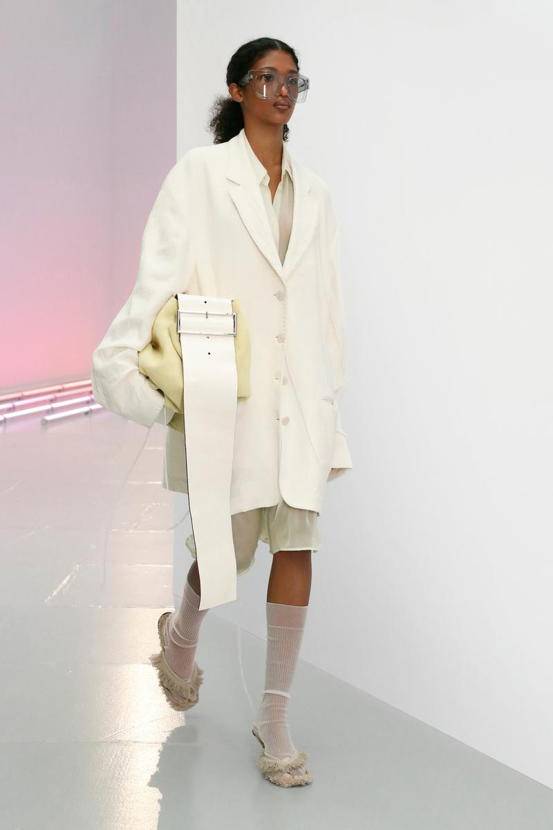 Acne Studios Spring/Summer 2021 Collection Show Paris Fashion Week Looks