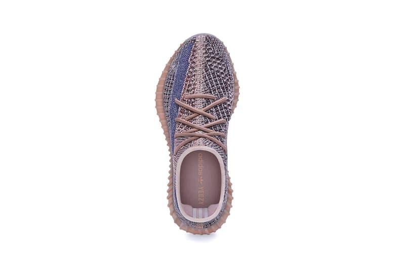 adidas kanye west yeezy boost 350 v2 sneakers fade purple colorway sneakerhead shoes footwear