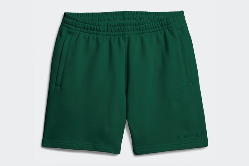 pharrell williams adidas originals premium basics new colors fall winter sweats hoodies t-shirts purple blue green