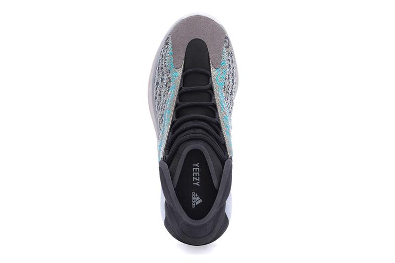 yeezy adidas yzy qntm teal blue kanye west drop release family sizing kids infant