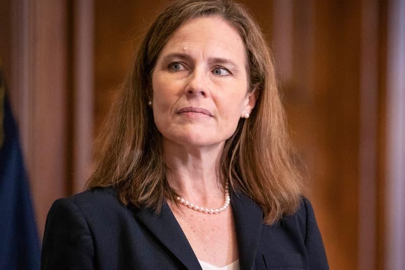 Amy Coney Barrett Washington D.C. 2020