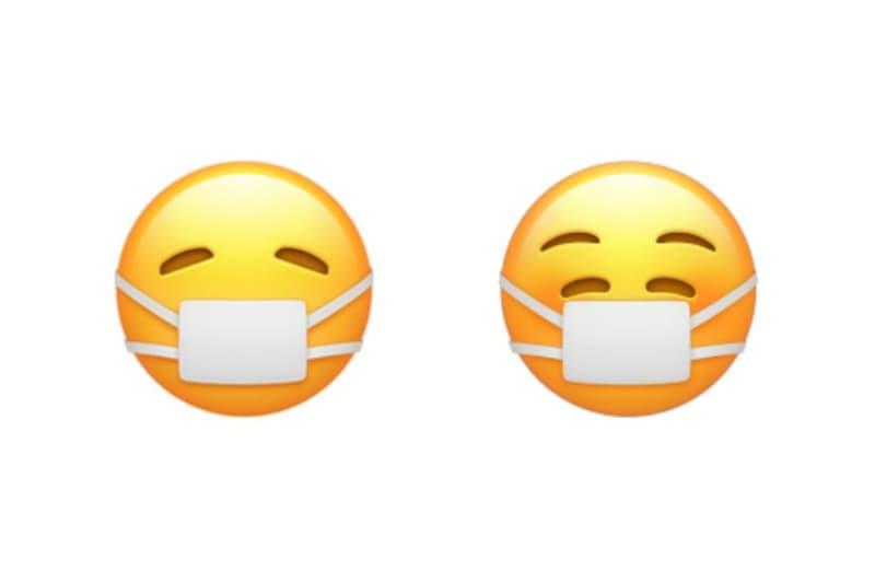 Apple Face Mask Emoji Smiling iOS 14.2 Update