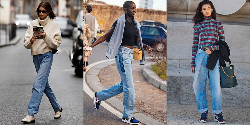 5 Editor-Approved Ways to Wear Baggy Jeans